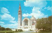 Washington DC – National Shrine of the Immaculate Conception - unused Postcard