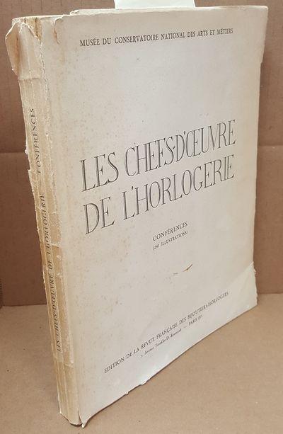 Paris: Revue Francaise Des Bijoutiers-Horlogers, 1949. First Edition Thus. Quarto; G- condition pape...