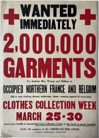 Wanted Immediately 2,000,000 Garments