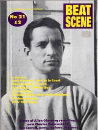 Beat Scene: The Magazine with Beatitude. Number 21.