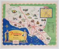 A Pictorial Map of the Los Angeles Freeway System.