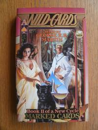 Wild Cards: Marked Cards: New Cycle Book 2 Volume XIV by  Melinda M. Snodgrass  Laura J. Mixon - Paperback - First edition first printing - 1994 - from Scene of the Crime Books, IOBA (SKU: 17491)