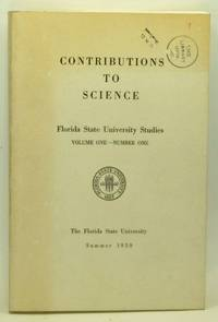 Contributions to Science. Florida State University Studies, Volume 1, Number 1 (Summer 1950)