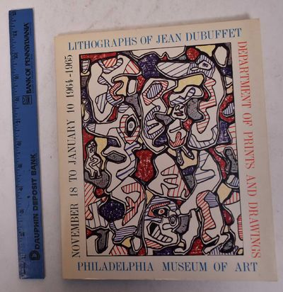 Philadelphia: Philadelphia Museum of Art, Department of Prints and Drawings, 1964. Softcover. VG-. T...
