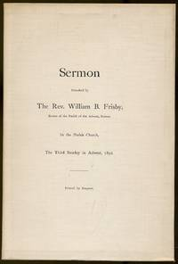 image of Sermon: In the Parish Church, The Third Sunday in Advent, 1892