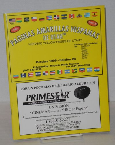 Salt Lake City: Hispanic Media Services, 1995. Magazine. 128p., 8.5x10.75 inches, text in Spanish, a...
