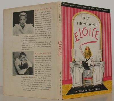 Simon and Schuster, 1955. 1st Edition. Hardcover. Fine/Near Fine. A fine first edition in a near fin...