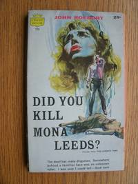 Did You Kill Mona Leeds? aka The Lunatic Time