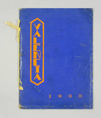 image of 1933 Class Yearbook, Mabelle Scott Rancho School For Girls, Azusa, California