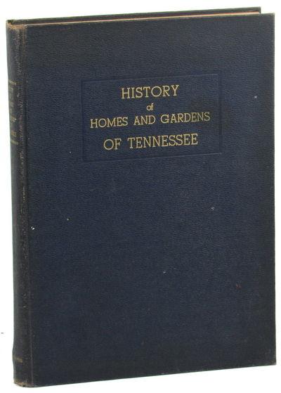 Nashville: Garden Study Club of Nashville, 1936. Hardcover. Very Good. First Edition. #540 of 1500 c...