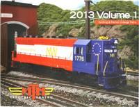image of MTH Electric Trains 2013 RailKing & Premier O Gauge Trains (Volume 1)