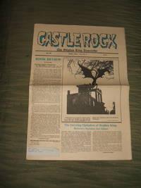 image of Castle Rock Vol. 3 No. 7 Stephen King Newsletter July 1987, The Dark Tower II