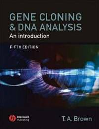 image of Gene Cloning and DNA Analysis: An Introduction (Brown,Gene Cloning and DNA Analysis)