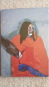 Rot-Red (Signed By Fritz Scholder)