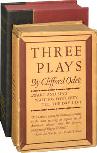 Three Plays: Awake and Sing, Waiting for Lefty, 'Til the Day I Die (First Edition, signed by twenty-five members of the original cast)