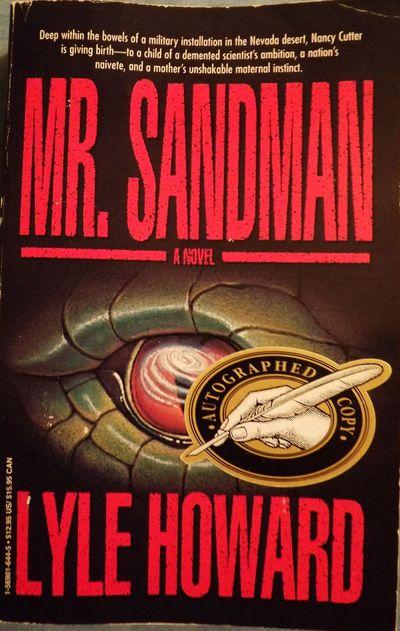 1995. HOWARD, Lyle. MR. SANDMAM. Salt Lake City, Utah: Northwest Publishing Inc., . 8vo., pictorial ...