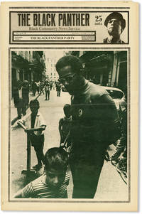 image of The Black Panther: Black Community News Service - Vol.III, No.26 (October 18, 1969)
