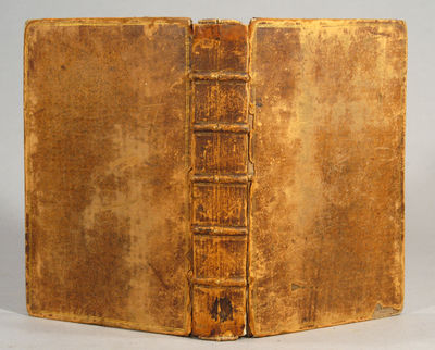 1732. ARBUTHNOT, John. AN ESSAY CONCERNING THE NATURE OF ALIMENTS, AND THE CHOICE OF THEM, ACCORDING...