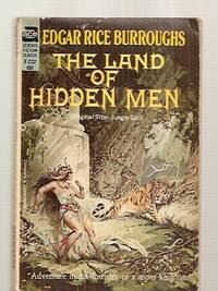 image of THE LAND OF HIDDEN MEN: ORIGINAL TITLE: JUNGLE GIRL]