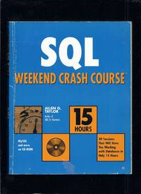 SQL Weekend Crash Course