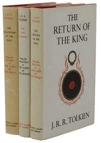 image of The Lord of the Rings: The Fellowship of the Ring; The Two Towers; The Return of the King (3 Volumes)