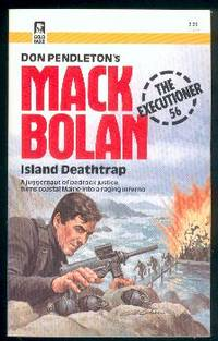 (Mack Bolan) The Executioner #56: Island Deathtrap