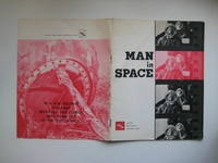 image of Man in space