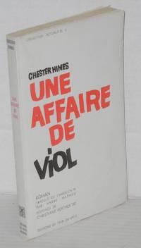 image of Une affaire de viol; roman