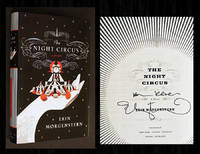 image of The Night Circus (Signed and Lined by Erin)