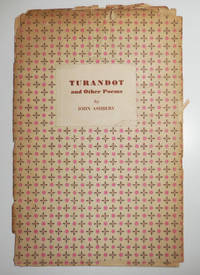 Turandot and Other Poems (Inscribed by Ashbery)
