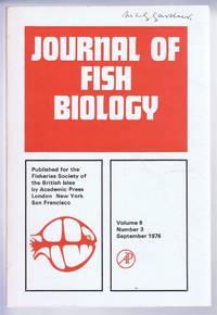 Journal of Fish Biology. Volume 9, Number 3, September 1976