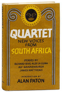Quartet: New Voices From South Africa