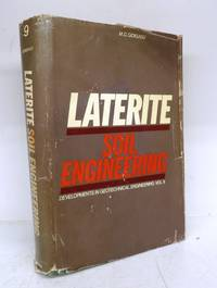 Laterite Soil Engineering by  M. D GIDIGASU - Hardcover - 1976 - from Attic Books and Biblio.com