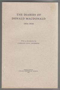 Diaries of Donald Macdonald, 1824-1826