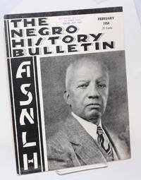 The Negro history bulletin: vol. 17 Number 5, February 1954
