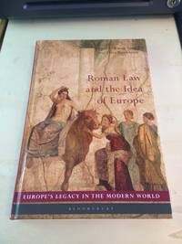 image of Roman Law and the Idea of Europe