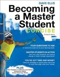 image of Becoming a Master Student: Concise (Textbook-specific CSFI)