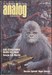 Analog Science Fiction / Science Fact, July 1975 (Volume 95, Number 7)