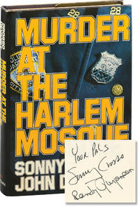 image of Murder at the Harlem Mosque (First Edition, inscribed)