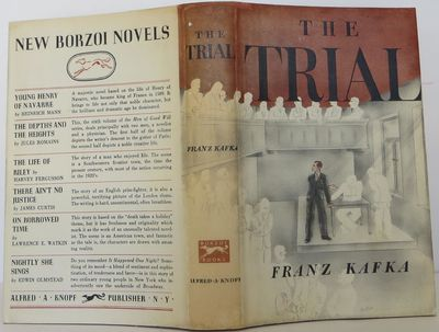 Knopf, 1937. 1st Edition. Hardcover. Fine/Fine. A fine first US edition in a fine dust jacket. First...