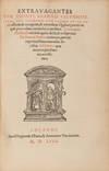 View Image 10 of 10 for Liber Sextus Decretalium Clementinae Extravagantes Inventory #71497