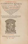 View Image 8 of 10 for Liber Sextus Decretalium Clementinae Extravagantes Inventory #71497