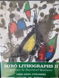 JOAN MIRO LITHOGRAPHS II