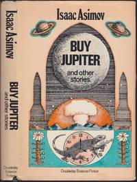Buy Jupiter and Other Stories by Isaac Asimov - Science Fiction Book Club - October 1975 - from Books of the World and Biblio.com