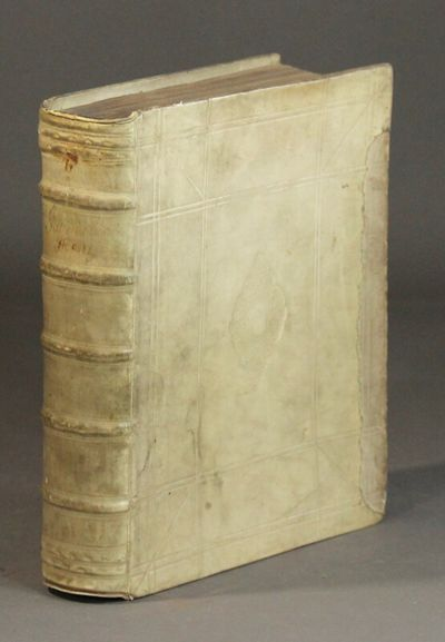 Ultrajecti: Rudolphi a Zyll, 1685. 4to, pp. , 956, , 957-980, , extra engraved title-p., printer's w...