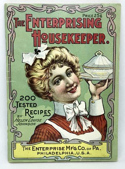 Philadelphia: The Enterprise Manufacturing Co. of PA. , 1902. Fourth Edition. Staplebound. Color ill...