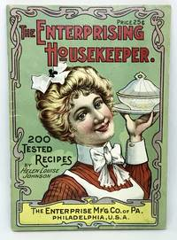 [ADVERTISING] The Enterprising Housekeeper Suggestions for Breakfast, Luncheon, and Supper