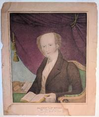 MARTIN VAN BUREN Eighth President of the United States. Inaugurated March 4, 1837