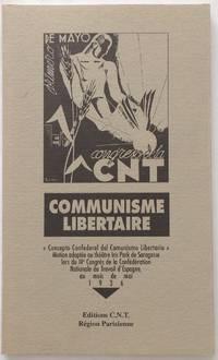 image of Communisme libertaire:
