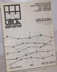 image of USLA reporter. Vol. 3 no. 5 Dec/Jan 1972-1973)